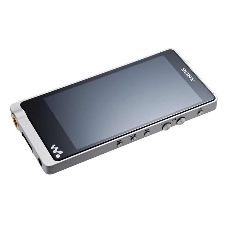 GRAMAS EXTRA Glass GEXZX1-NB for Walkman NW-ZX2 / NW-ZX1 イメージ④
