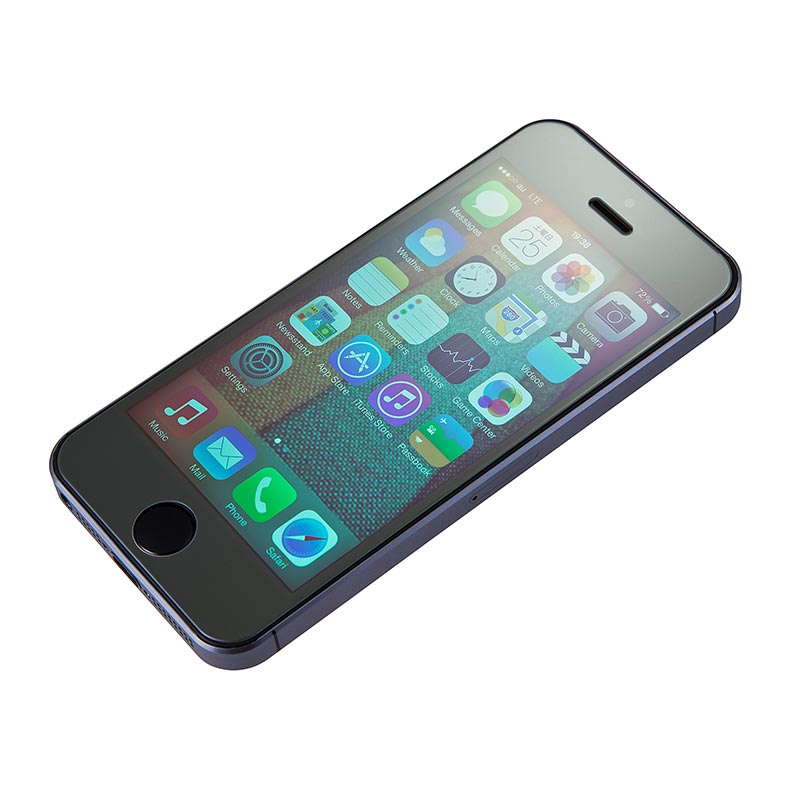 GRAMAS EXTRA Mirror Glass MGIP5 for iPhone SE / 5s / 5c / 5 イメージ⑨